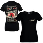 Zeppelin T-Shirt Damen